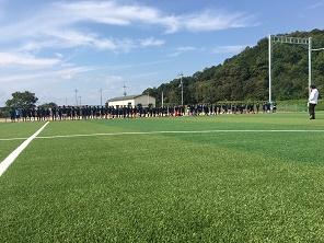 20161011 サッカーグラウンド